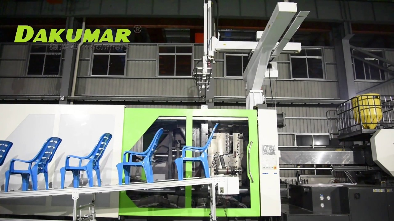 Plastic Injection Molding,chair Mold Machine
