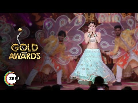 Drashti Dhami's Special Tribute to Sridevi   EXCLUSIVE Sneak Peek   ZEE Gold Awards 2018