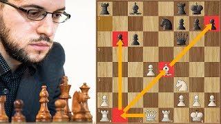 Frenchman Goes For the English | MVL vs Georgiadis | Biel Chess 2018