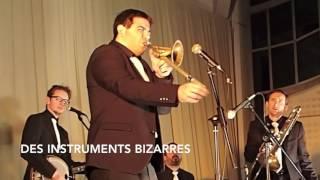 Pic'Pulses Jazzband Lyon - Jazz à Valpré 2015