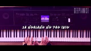 Sa Ngalan ng Pag Ibig - December Avenue | Piano Cover by Gerard Chua