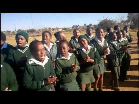 City Year South Africa annual service video 2014