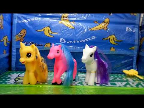Mainan Kuda Poni Lucu Funny Little Pony Horse Toy