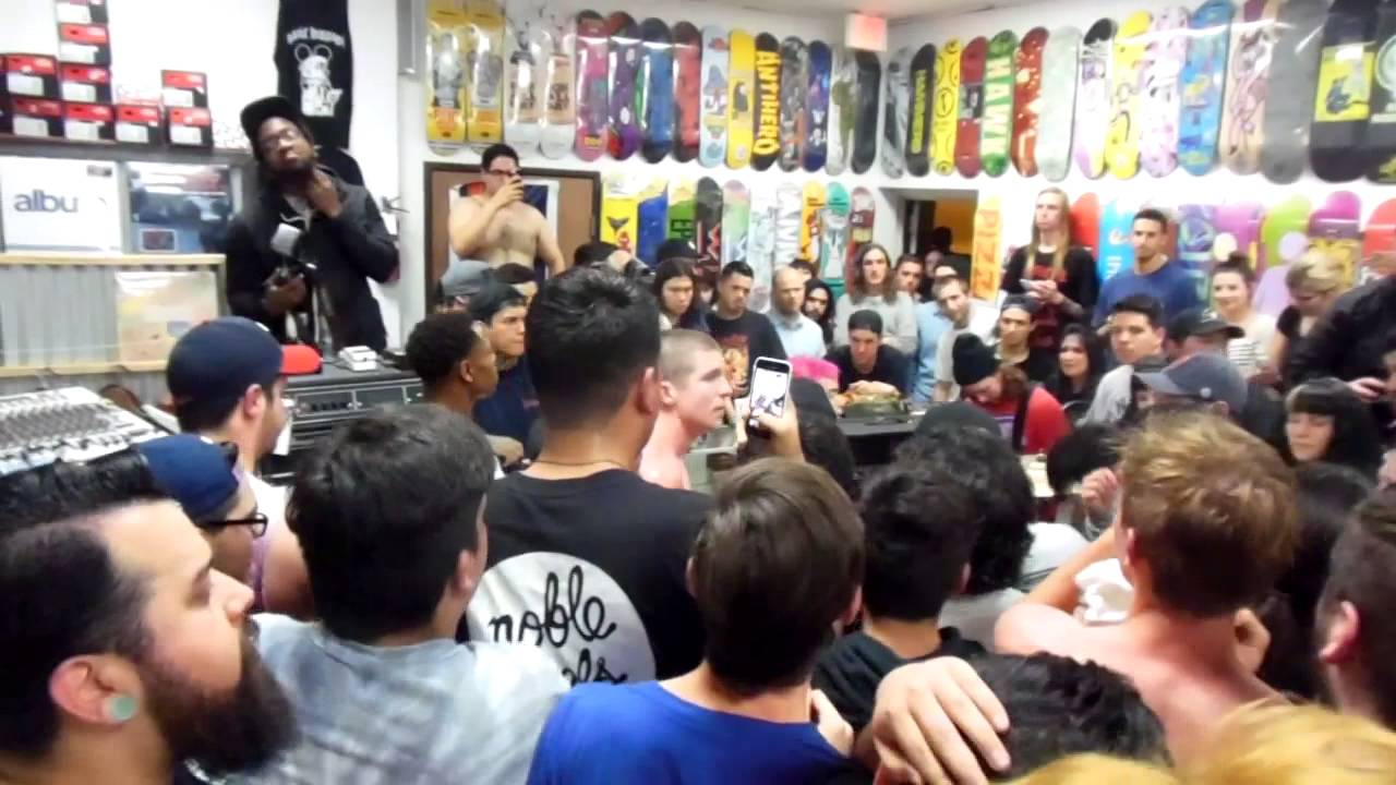 1a4133ec1af616 Turnstile - Better Way / New Rules live at Programme Skate & Sound  Fullerton, CA (3-5-2015)