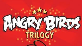 CGRundertow ANGRY BIRDS TRILOGY for PlayStation 3 Video Game Review