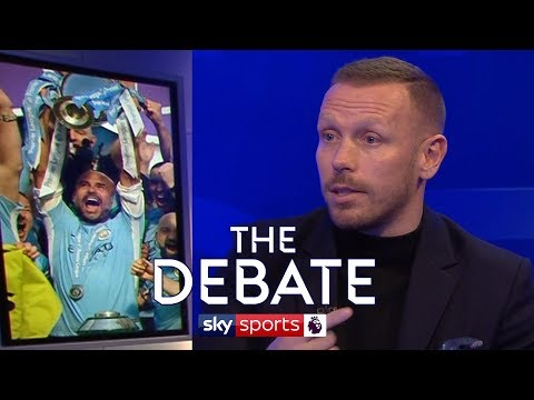 Craig Bellamy explains why he is backing Man City over Liverpool in the title race | The Debate