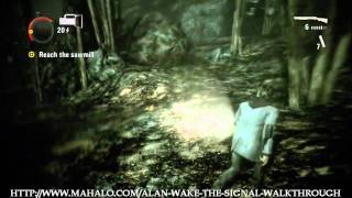 Alan Wake: The Signal Walkthrough - Part 5