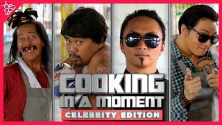 Cooking in a Moment: Celebrity Edition (ft. Mami Pacquiao)