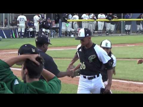 CIF Baseball: Warren vs. Long Beach Poly, Walkoff Suicide Squeeze