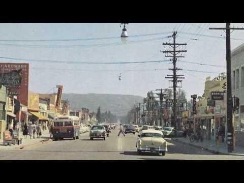 CITVAR Reseda Blvd.1950's VS 2012 looking south from Sherman Way.