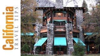 ahwahnee hotel yosemite lodging