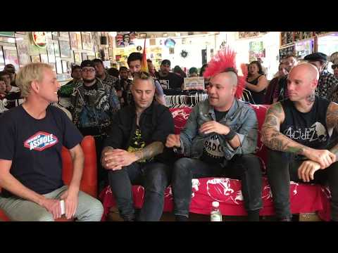 Live on the Couch with The Casualties