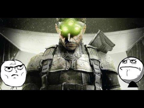 Splinter Cell: Blacklist : тут баги