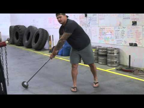 Matt Vincent pt1 - Highland Games Champion - On the ShouldeRok and Throwing Sports