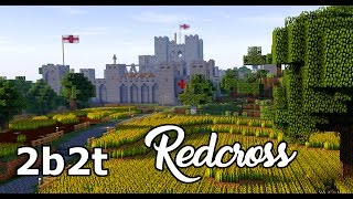 2b2t RedCross Castle Tour (2016)