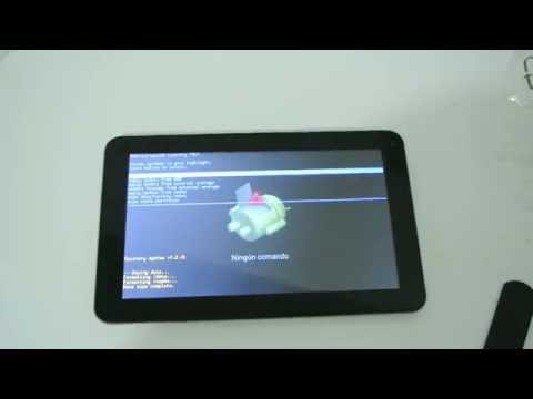 Desbloqueo Hard Reset Protab Tablet China Quitar Contraseña Patron
