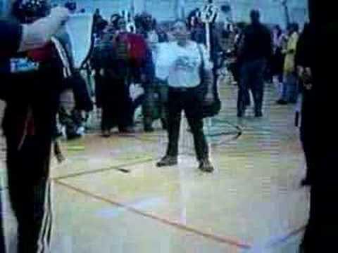 roger grimes karate tourney 2001