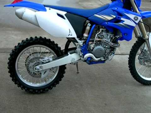 2006 WR250F FOR SALE $2700 WWW.RACERSEDGE411.COM - YouTube