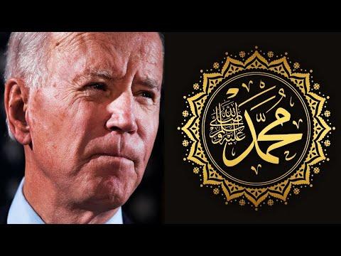 صورة فيديو : تقرير امريكي يهز العالم: النبي محمد سبق العالم اجمع وكان لديه حلول فعالة لمشاكلنا