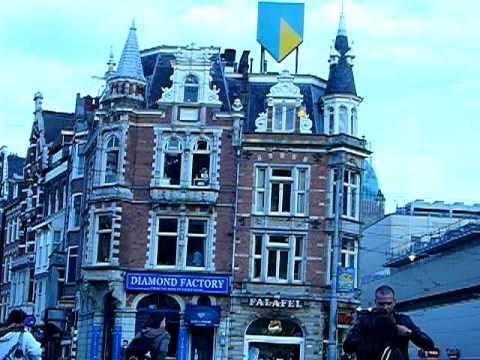 Holland Amsterdam Muntplein