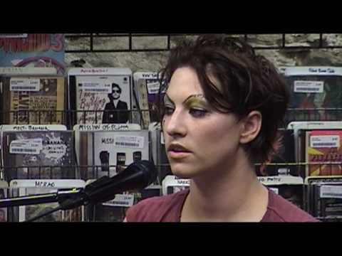 Amanda Palmer Covers Fake Plastic Trees By Radiohead Youtube