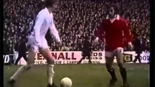 Leeds United Destroy Manchester United 1972