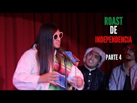 Roast de Independencia parte 4: El Tío Rober y Carlos Ballarta