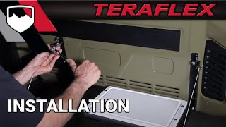Teraflex Install: Mp Tailgate Table (4804180)