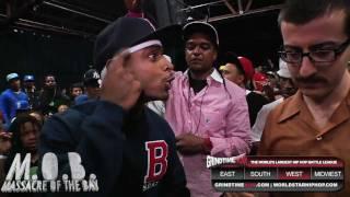 GTN Rap Battle- QP vs Soul Khan