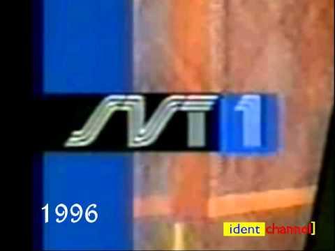 SVT1 1957 - 2012