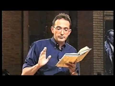Gabriele Vacis spiega e legge I Sette di Tebe di Eschilo.