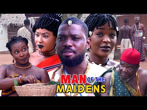 Man of The Maidens Season 4 - Chacha Eke & Ugezu J. Ugezu 2018 New Nigerian Nollywood Movie |Full HD