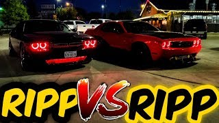 Ripp Vs Ripp (Boosted VS Built+Boosted)