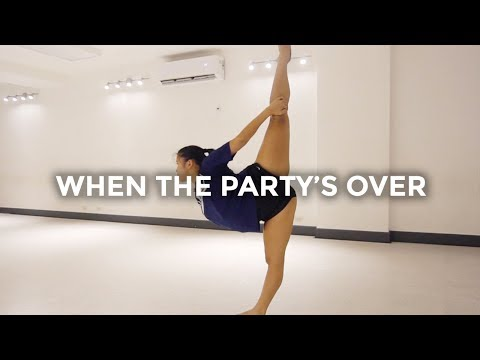 when the party's over - Billie Eilish (Dance Video) | @besperon Choreography