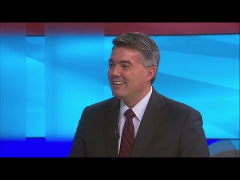 10 Questions for Rep. Cory Gardner