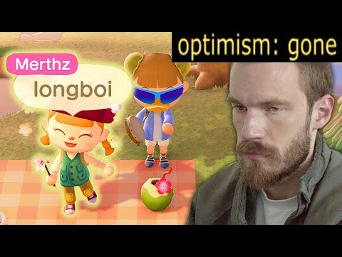 My Wife Cheats On Me In Animal Crossing (f In The Chat)