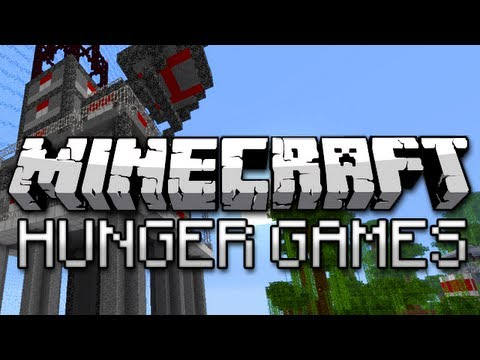 Minecraft hunger games survival w captainsparklez most for Mine craft hunger games