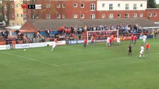BTFC v Lowestoft 20 10 12