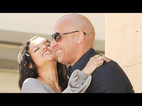 Vin Diesel Supports Michelle Rodriguez After She Threatens To Quit 'Fast & Furious'