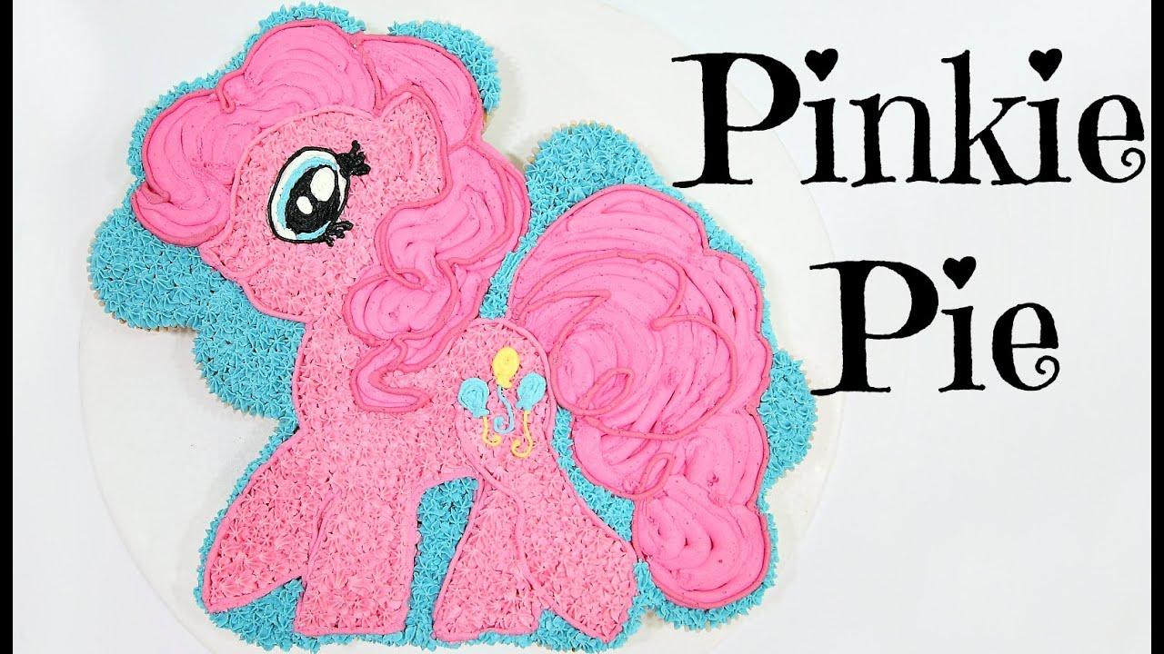 My Little Pony Cupcake Cake Cake Style