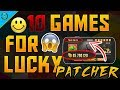 Top 10 Best Games That work With Lucky Patcher (NO ROOT) Ep. 1