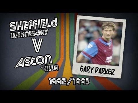 GARY PARKER - Sheff Wed v Villa, 92/93 | Retro Goal
