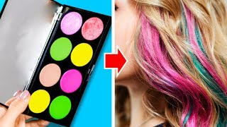 37 AWESOME HAIR HACKS THAT WILL CHANGE YOUR LIFE