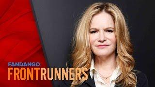 Jennifer Jason Leigh - The Hateful Eight | Fandango FrontRunners Season 4 (2016)