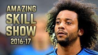 Marcelo Vieira 2016-17 | Amazing Skill Show | HD