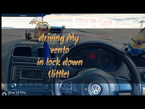 Driving My Vento In Lockdown (Little)