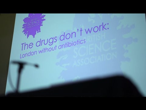Policy debates I  The drugs don't work: London without antibiotics