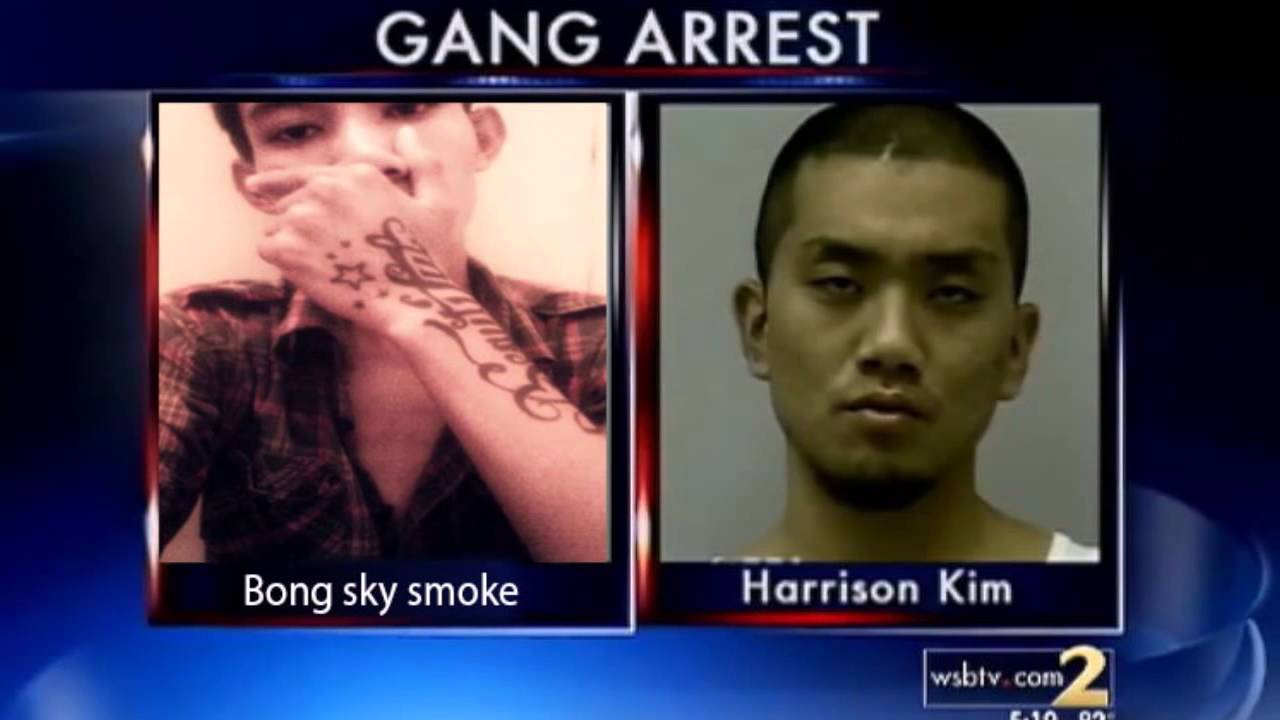 Asian gang news