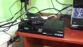 Azamerica s812 Nagra3 (dongle i-box)-Nex-Tv PERU