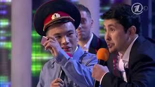Азия Микс / Первое выступление в высшей лиге КВН/ Кыргызстан